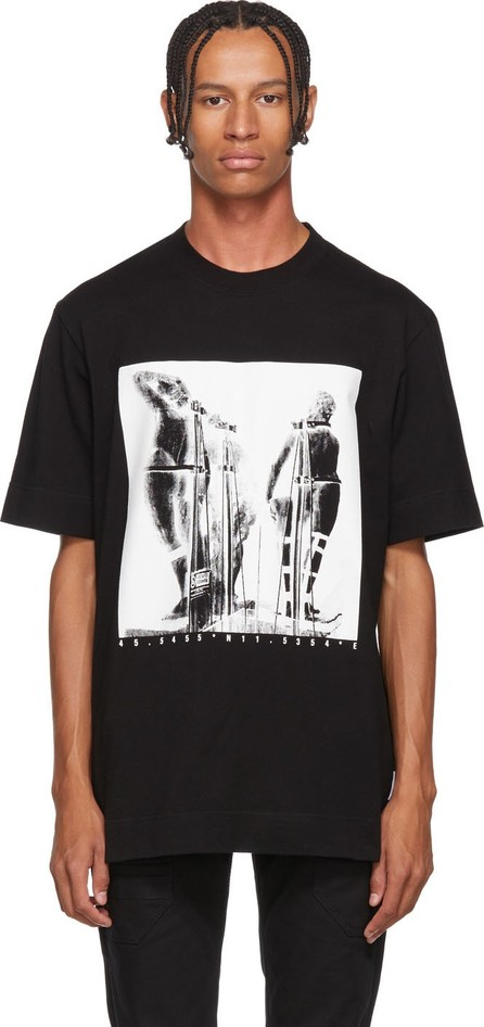 Nomenklatura Studio Black Limited Edition Monuments T-Shirt