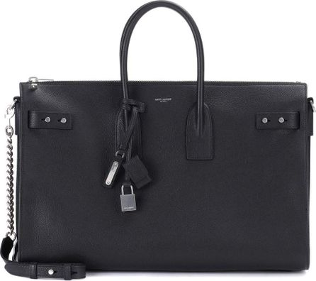 Saint Laurent Sac De Jour Souple leather tote