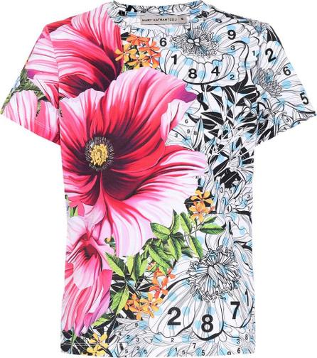 Mary Katrantzou Printed cotton T-shirt
