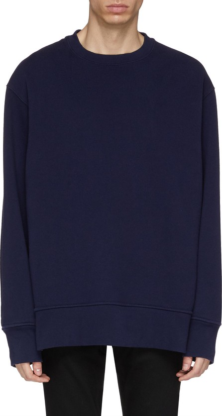 Calvin Klein 205W39NYC Cutout back oversized sweatshirt