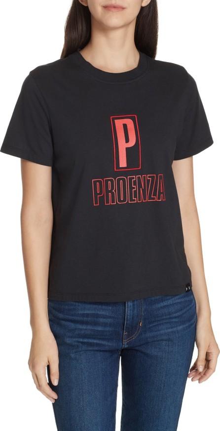 Proenza Schouler PSWL Logo Graphic Baby Tee