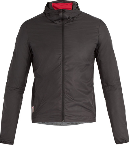 Café Du Cycliste Violaine windproof jacket