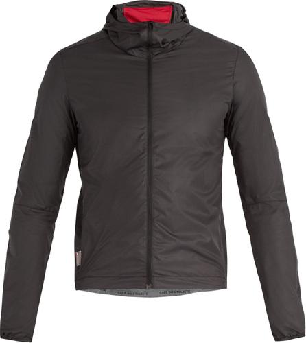 Café Du Cycliste Violaine windproof jacket