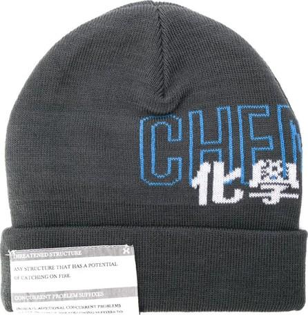 C2H4 Logo beanie hat