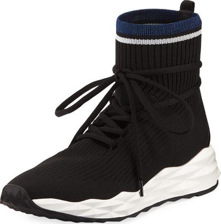 ASH Sense Knit Platform Sneaker