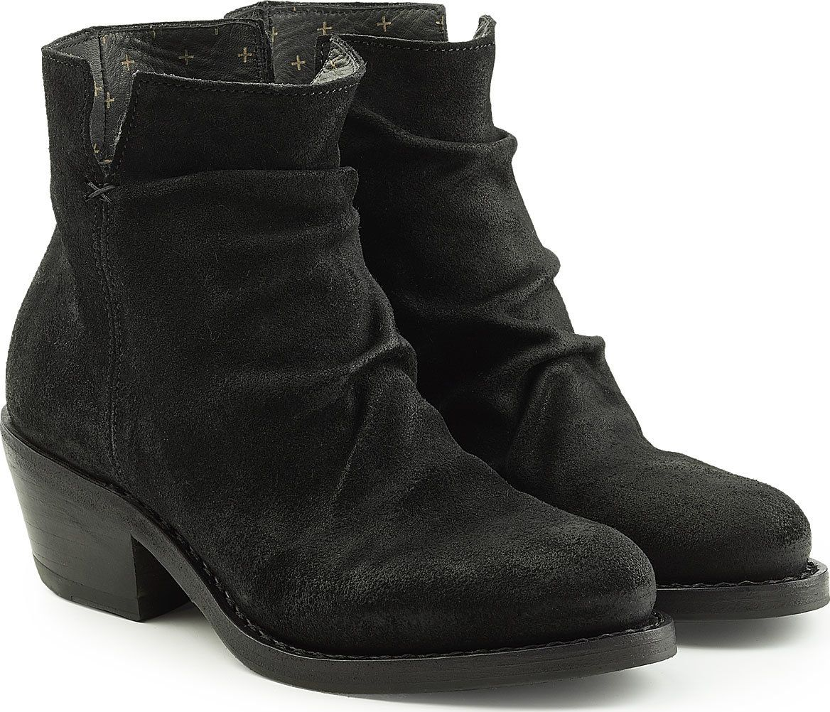 Fiorentini + Baker - Suede Ankle Boots