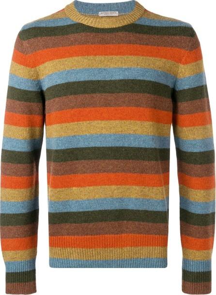 Bottega Veneta Striped jumper