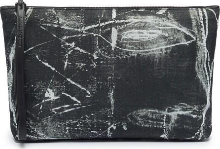 Alexander McQueen x The John Deakin Archive graffiti pouch