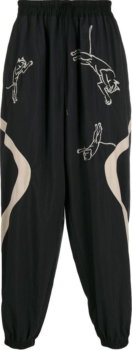 Camper Lab X Bernhard Willhelm drawstring trousers