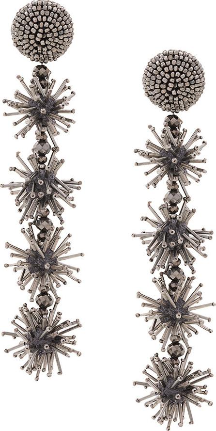 Sachin & Babi Long beaded earrings