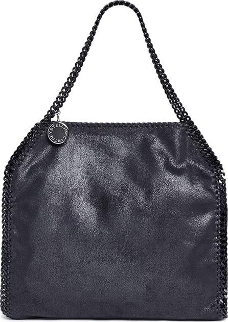 Stella McCartney 'Falabella' shaggy deer foldover chain tote bag