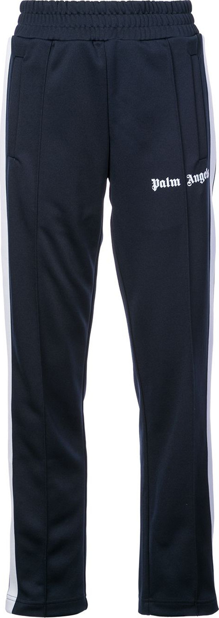 Palm Angels Side striped track trousers