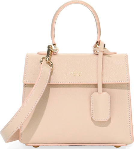 MATEO NEW YORK The Elizabeth Mini Top-Handle Bag