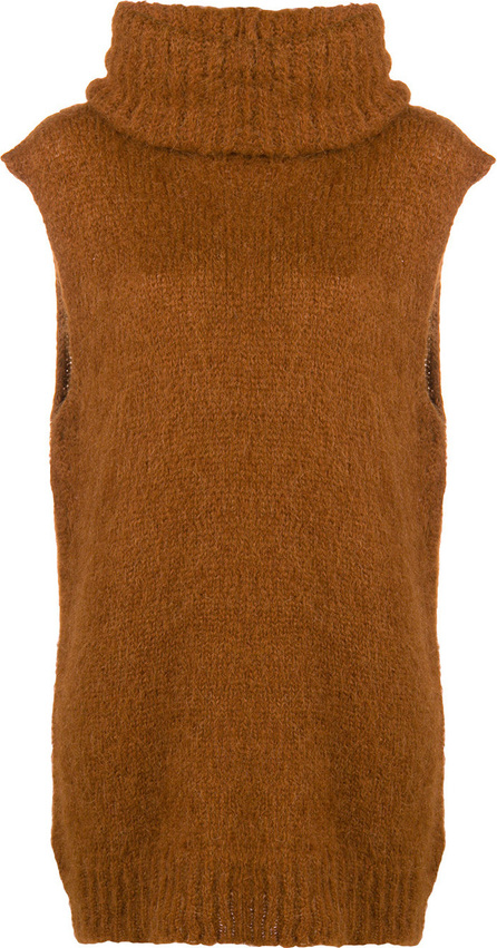 Erika Cavallini Roll neck sweater