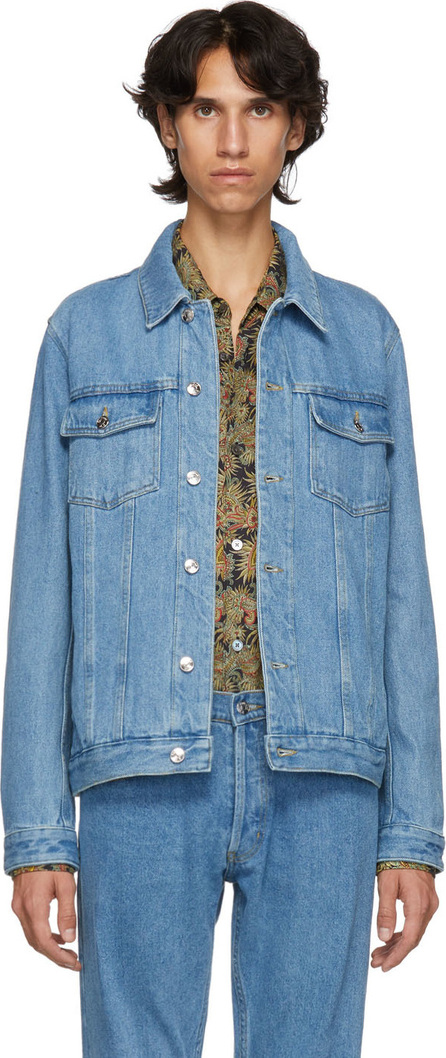 Éditions M.R Blue Denim Jacket