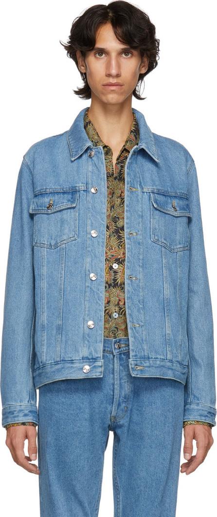 Éditions M.R Blue Denim Jacket