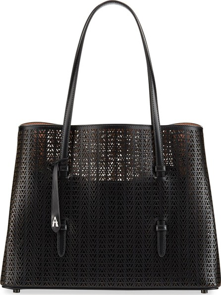 Alaïa Mina Medium Laser-Cut Tote Bag