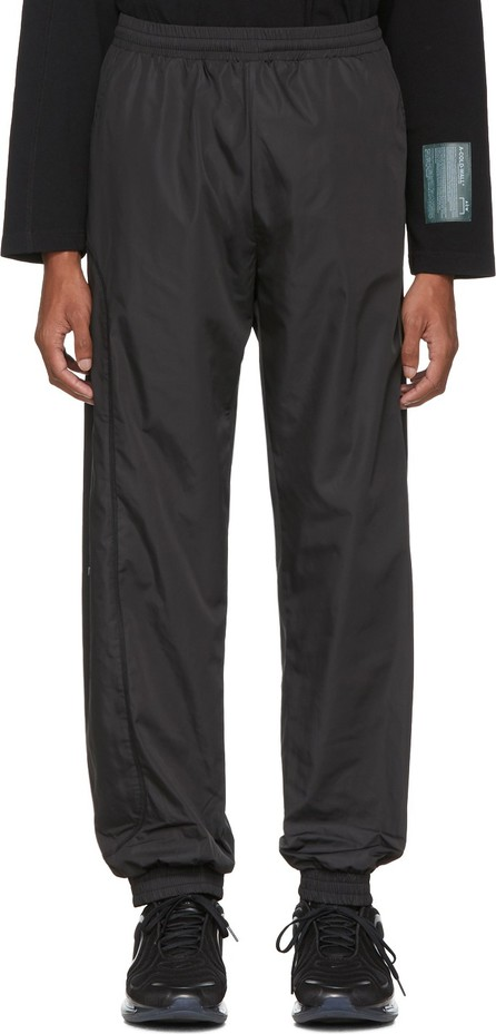 A-Cold-Wall* Black Overlock Track Pants