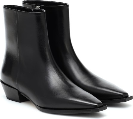 Aeyde Ruby leather ankle boots