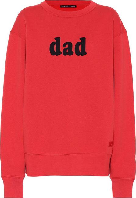 Acne Studios Dad cotton sweatshirt