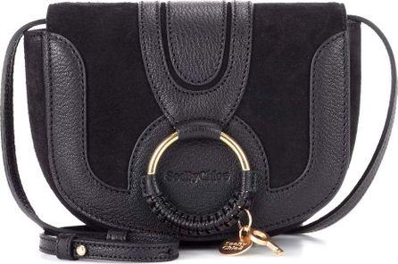 See By Chloé Hana Mini leather shoulder bag