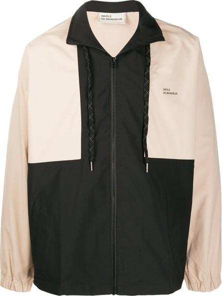 Drôle De Monsieur Two-tone water repellent jacket