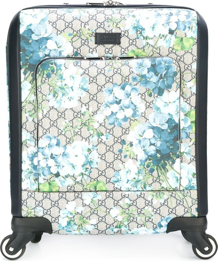 Gucci GG Blooms carry-on case