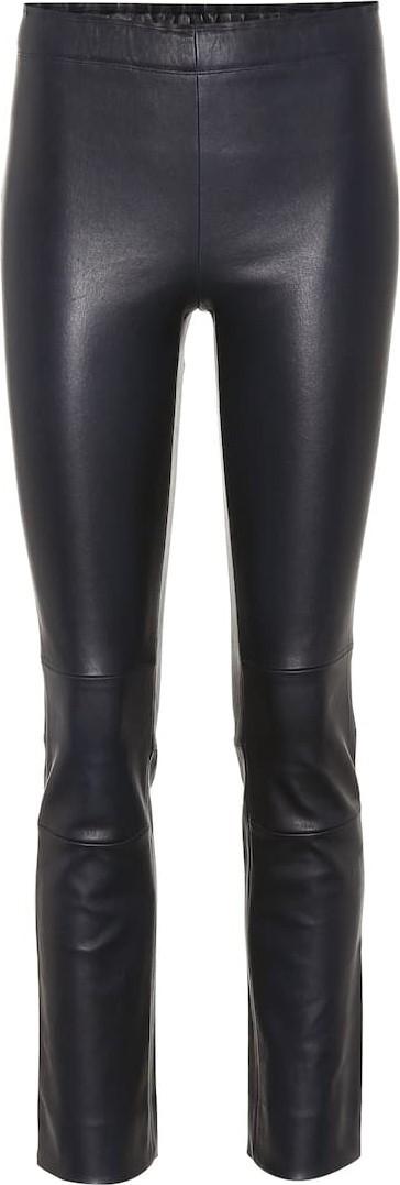 Stouls Maria Rosa leather pants