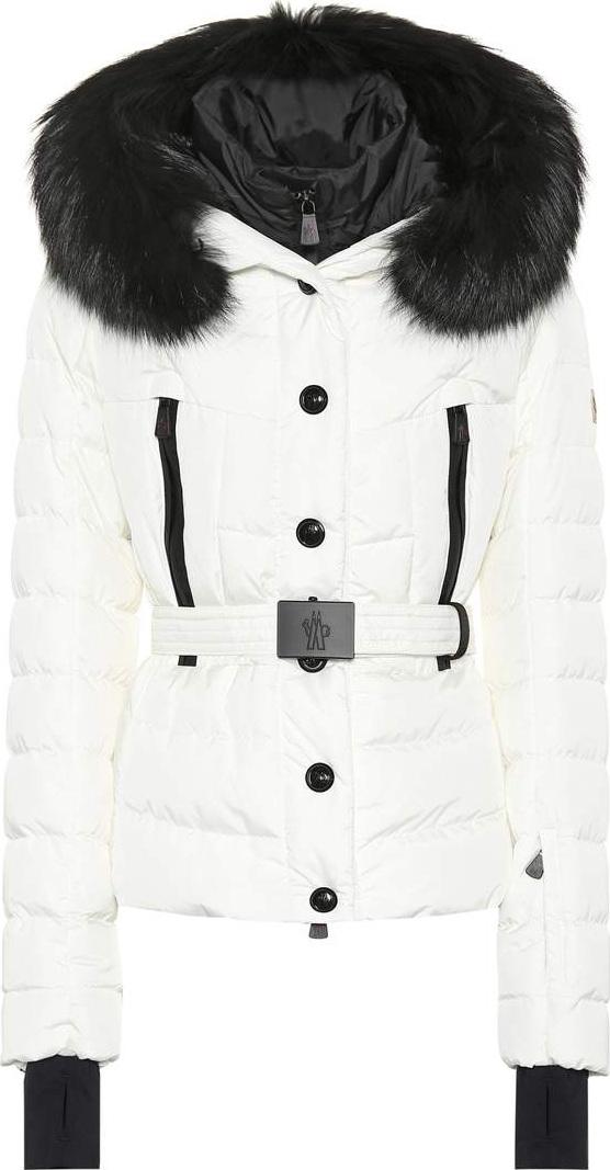 Moncler Beverley down ski jacket