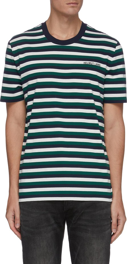 Helmut Lang Stripe cotton T-shirt