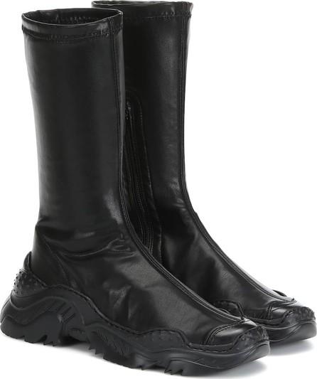 N°21 Leather sneakers
