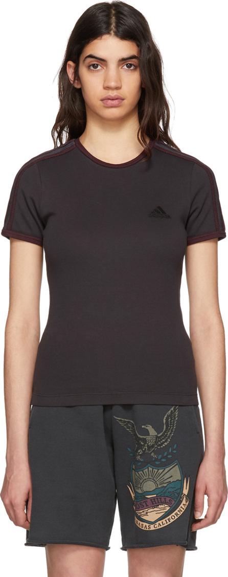 Yeezy Navy & Burgundy Logo Baby T-Shirt