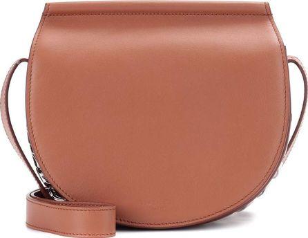 Givenchy Infinity Mini Saddle leather shoulder bag