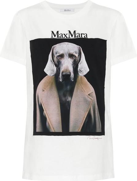 Max Mara Abetaia cotton-jersey T-shirt