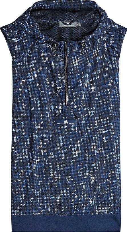 Adidas By Stella McCartney Run Adizero Printed Gilet