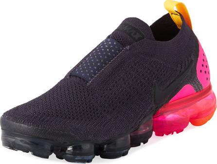Nike Air Vapormax Flyknit Moc 2 Slip-On Running Sneaker