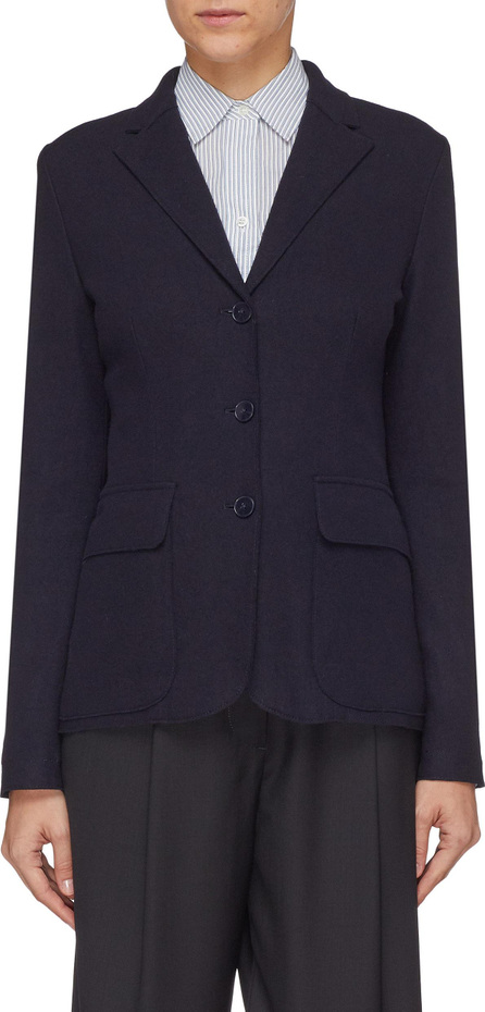 Barena 'Rova' notched lapel virgin wool blend melton blazer