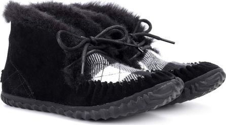Sorel Out N About™ suede moccasins