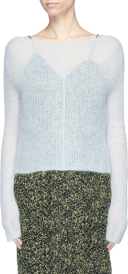 Aalto Boat neck Mohair blend sweater