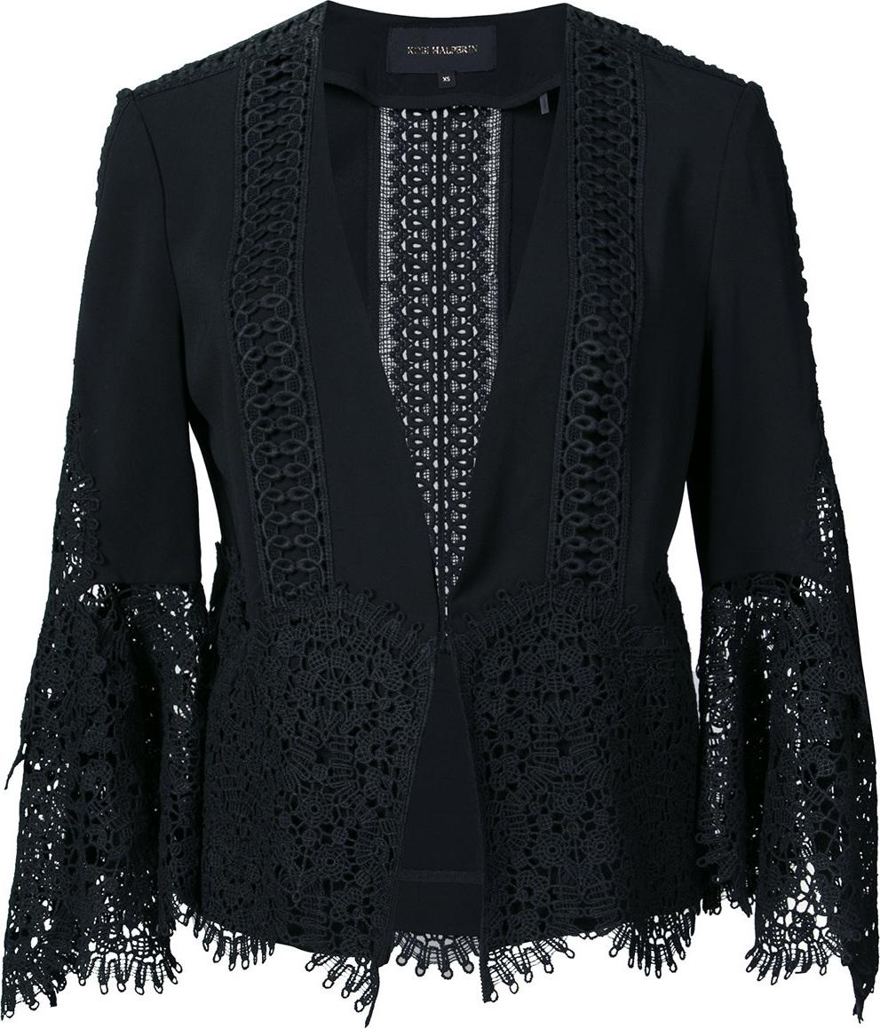 KOBI HALPERIN - Ruffle sleeve jacket
