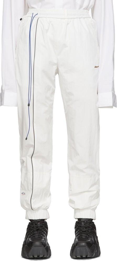 ADER error White Logo Graphics Lounge Pants