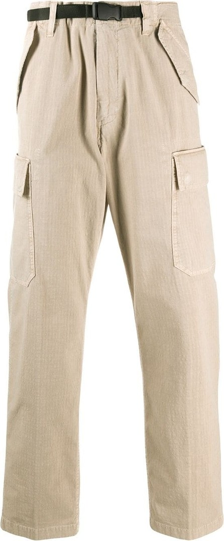 Department 5 Straight-leg chino trousers