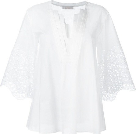 Capucci embroidered details blouse