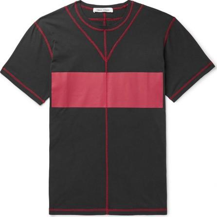 Craig Green Contrast-Trimmed Cotton-Jersey T-Shirt