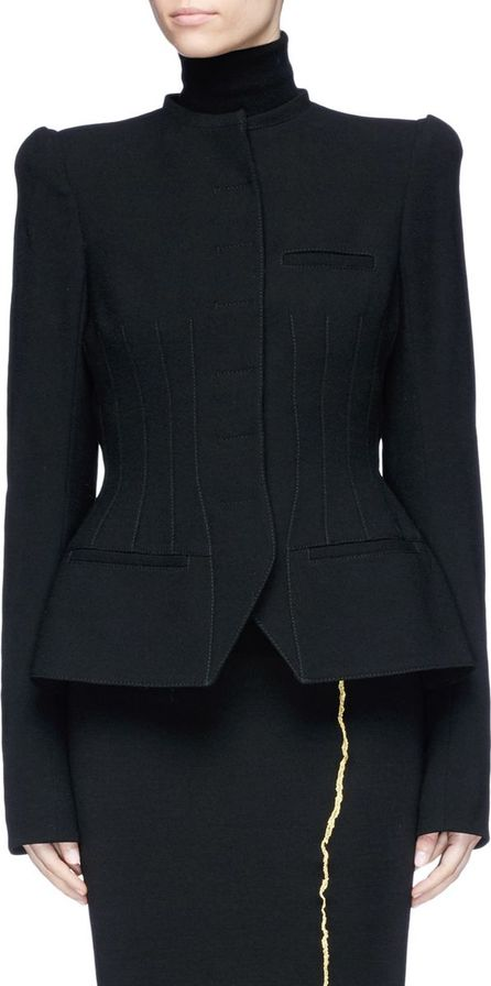 Haider Ackermann Darted suiting jacket