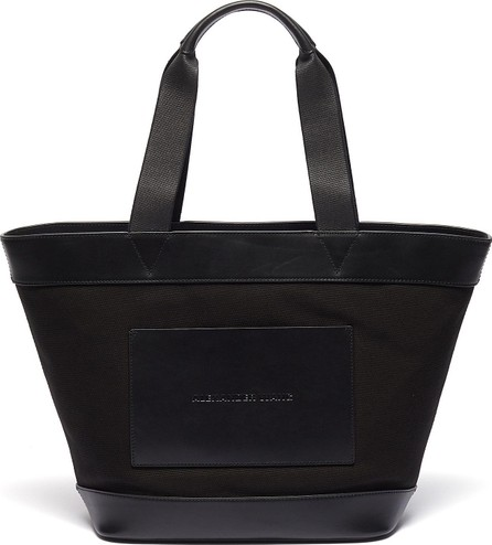 Alexander Wang Leather border large canvas tote