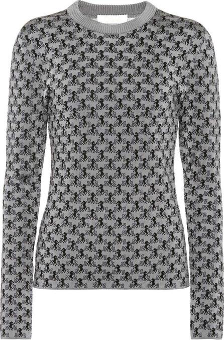 Chloe Cotton-blend sweater
