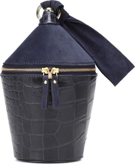 Staud Minnow leather bucket bag