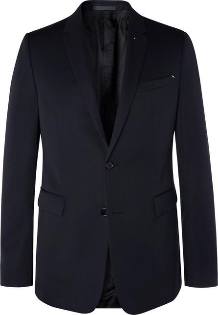 Berluti Midnight-Blue Slim-Fit Wool-Twill Suit Jacket