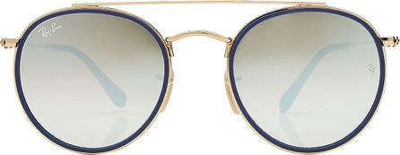 Ray Ban RB3647N Round Sunglasses